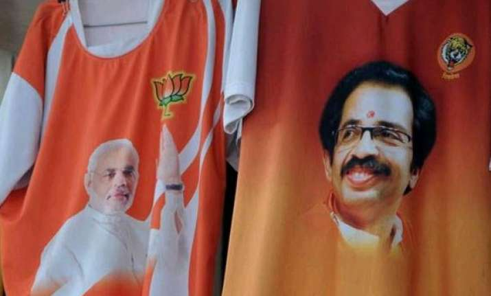 bjp sena revive hopes of coalition govt in maharashtra