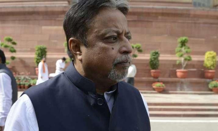 trinamool nominates mukul roy s son in bengal civic polls