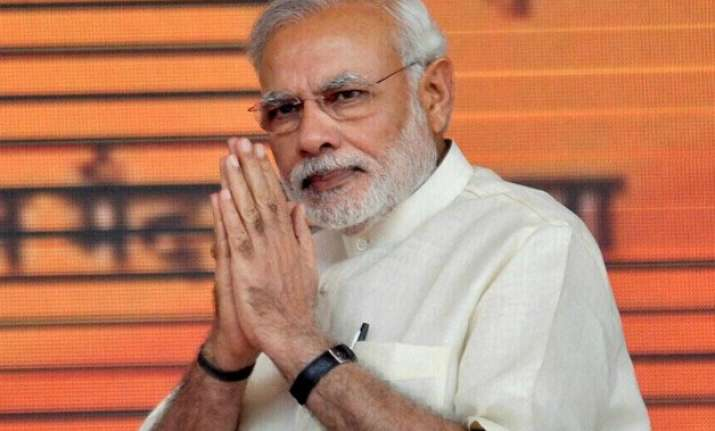 pm modi urges people to vote in large numbers in bihar poll