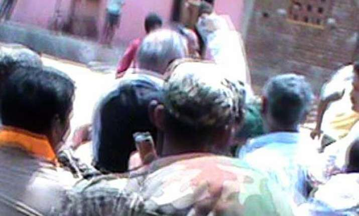 jharkhand minister accused of slapping rjd leader