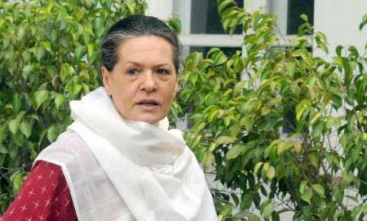 sonia brings in amarinder bhunia joshi remain pcc chiefs
