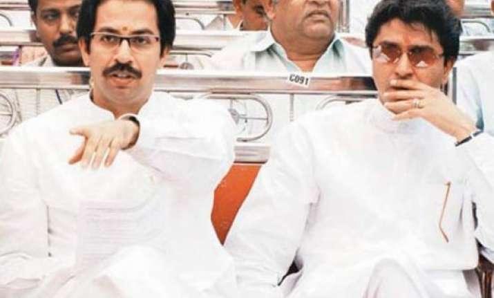 maharashtra polls thackeray brothers to forge post poll