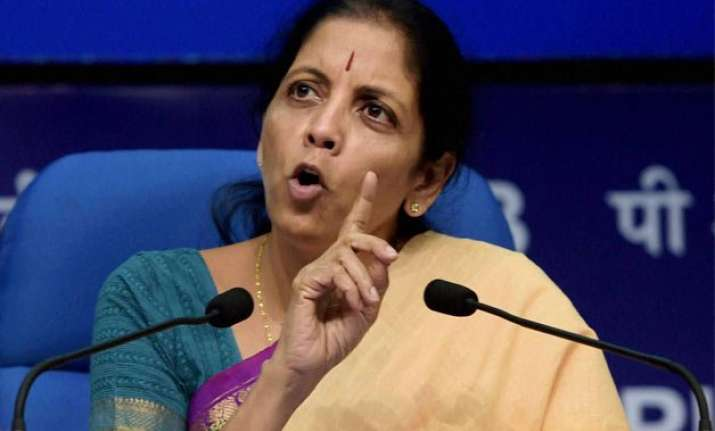 nirmala rebuts up cm says beef exports already banned