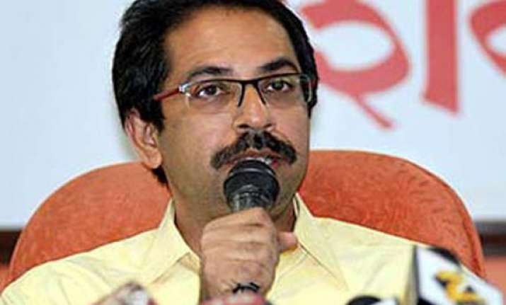 maharashtra polls in poll manifesto sena stresses on