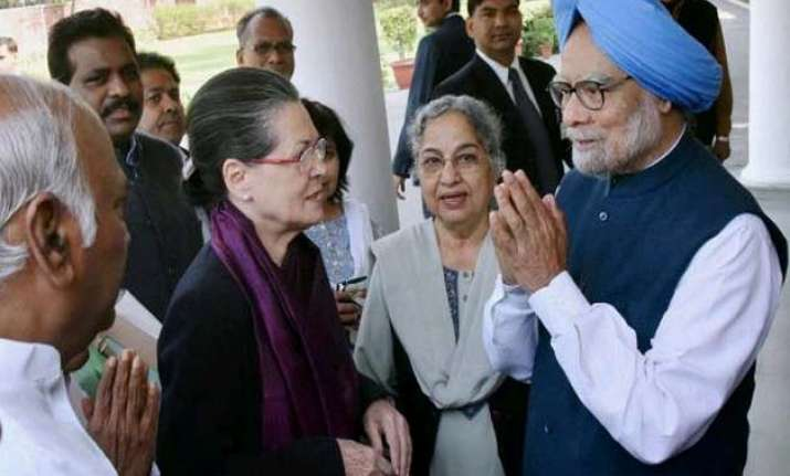 former pm manmohan singh thanks sonia gandhi and congress