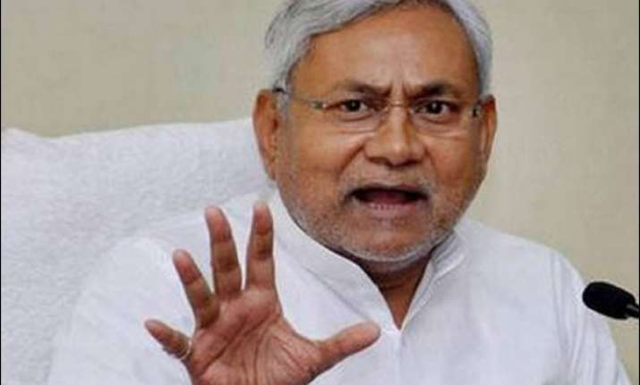 jd u rjd for single phase polling in bihar