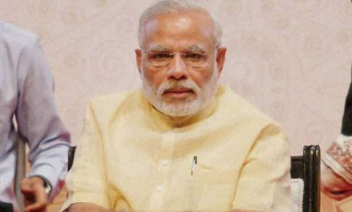 wait to see the muqabla says pm modi ahead of monsoon