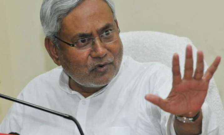 manjhi to continue as bihar cm says nitish kumar