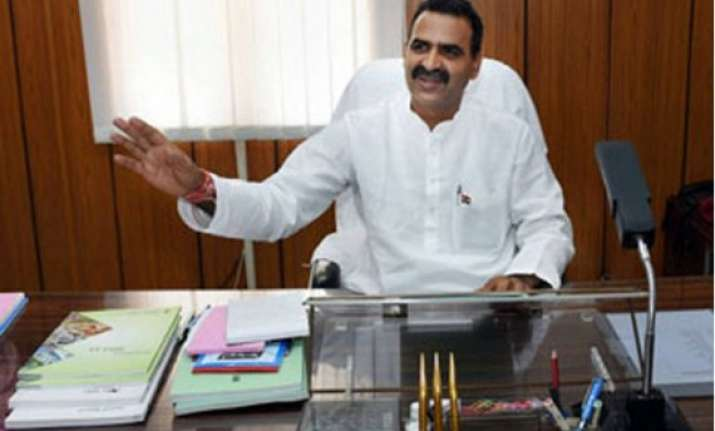 fir against union minister balyan for controversial