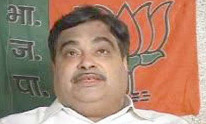 gadkari appears set to become next bjp president