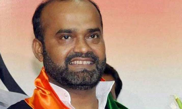 bjp re inducts sabir ali with an eye on minority votes