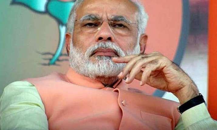 pm modi calls maiden session eve meet of nda parties