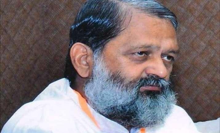 hectic lobbying on in haryana bjp for cm s post
