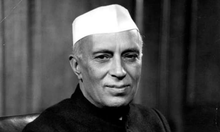 wikipedia pages on nehru family edited from nic ip