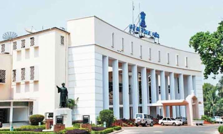 odisha assembly witnesses pandemonium