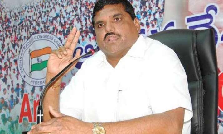 former andhra congress chief botsa satyanarayana joins ysrcp