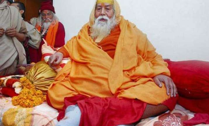 ram temple to be built sans political support shankaracharya