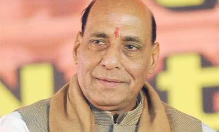 will soon strengthen strategy to check cyber crime rajnath