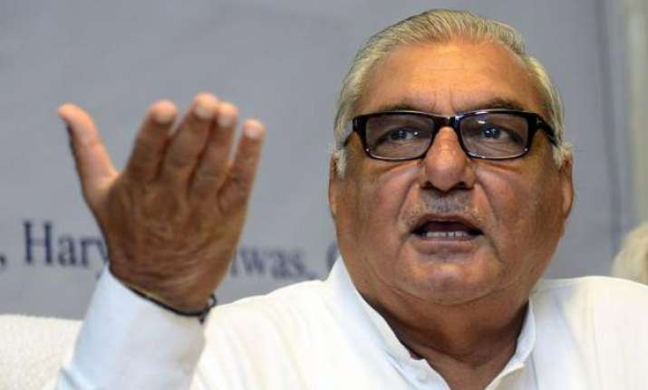 hooda to launch campaign against khattar govt from may 31