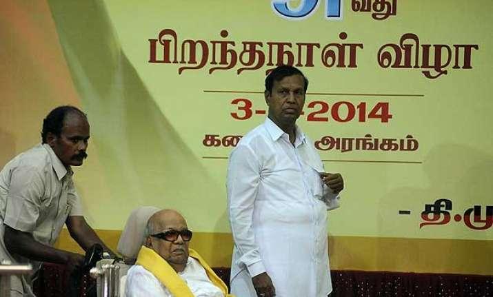 modi s silence on hindutva statements shocking karuna