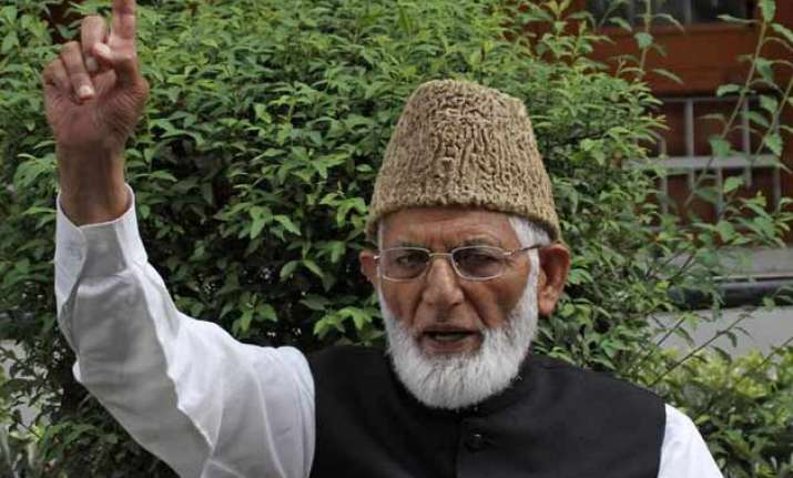 geelani s passport application cannot be processed mea
