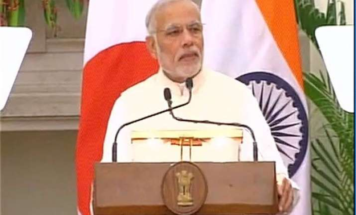 japan to import maruti cars from india pm modi