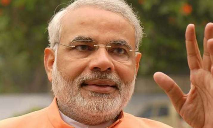 pm modi hails rail budget terms it passenger centric