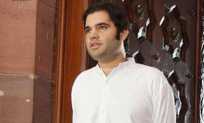 varun gandhi calls for involvement in societal affairs