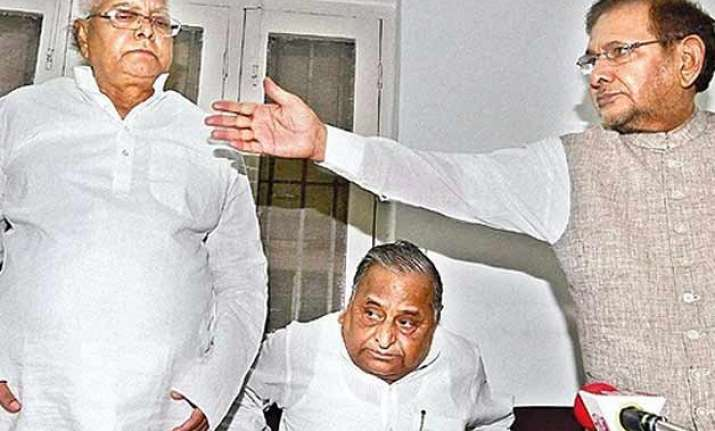 samajwadi party to attend patna rally today to contest 5