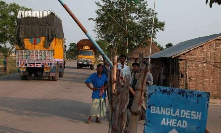 rajya sabha passes bill on exchange of territories with