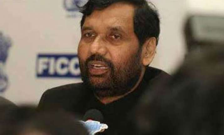 nda has conceded defeat before poll paswan