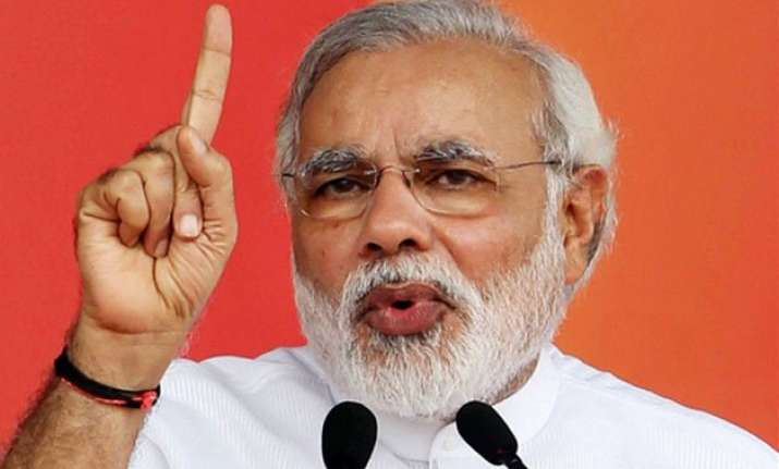 hundreds of trees cut down for pm modi s rally in bihar