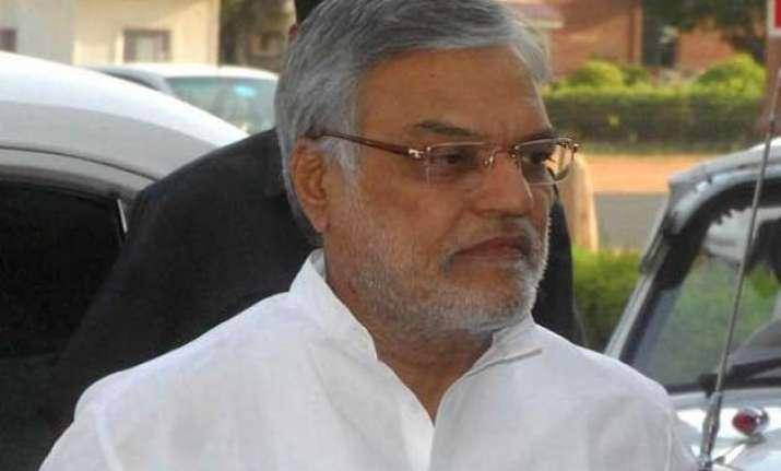 modi working on hidden agenda not for development congress