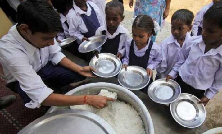 mid day meal becoming poisonous meal bjp mp