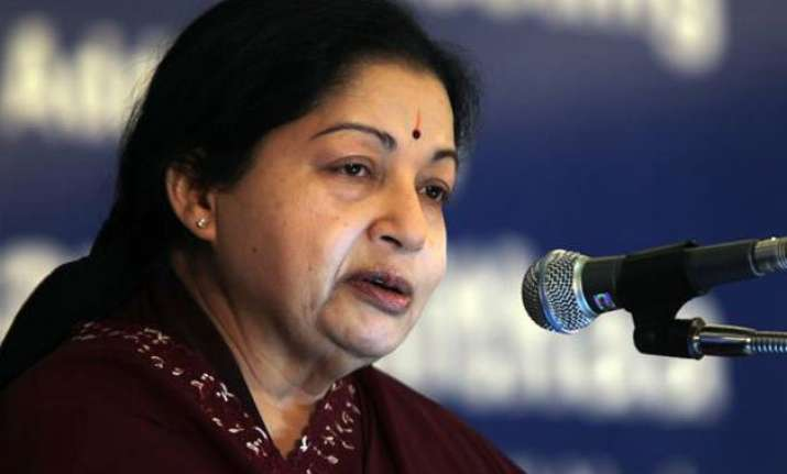 jayalalithaa writes to pm seeks ordinance to allow