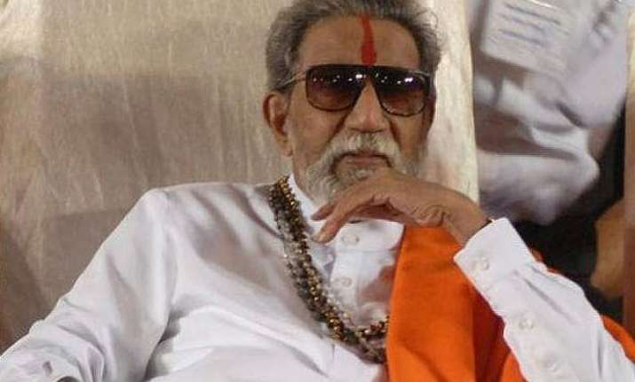 bal thackeray created fear of hindus in national interest