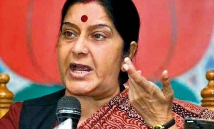 connectivity key to india s progress sushma swaraj