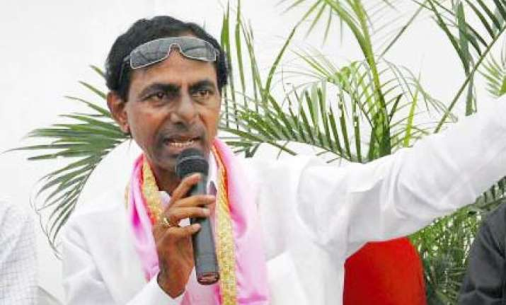 trs ties up with bjp for telangana bypolls