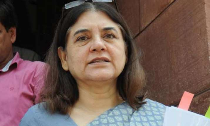 maneka gandhi opposes move to amend anti dowry law