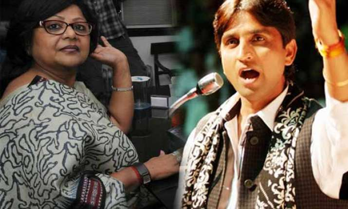 dcw chief barkha shukla cries foul over inappropriate