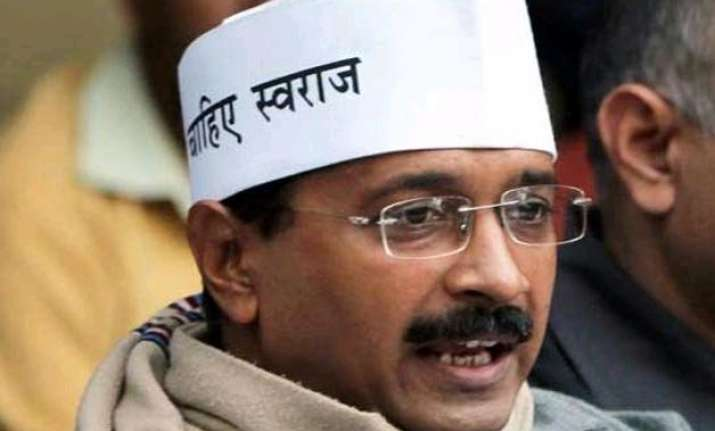 third ec notice to kejriwal on bribe for votes comment