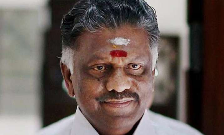 tn cm urges modi to fund for niti aayog approved schemes