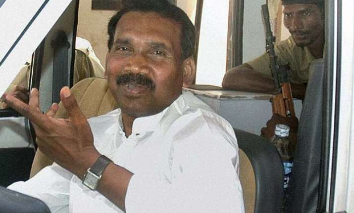 coal scam madhu koda eight others ordered to be put on trial