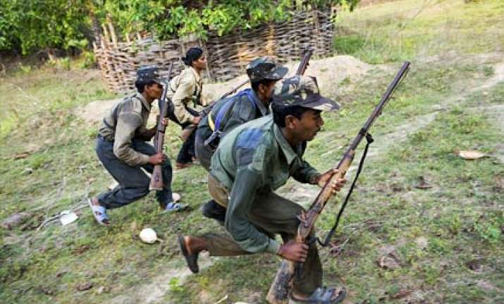 maoists rattled by surrenders police expects exodus