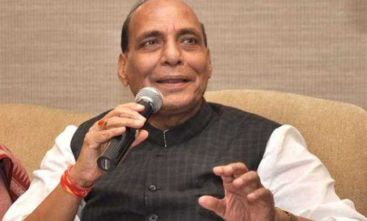 rajnath asks bsf to give befitting reply to pakistan firing
