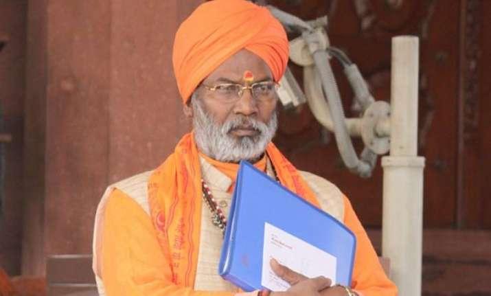 sakshi maharaj warns leaders change mindset or get beaten up