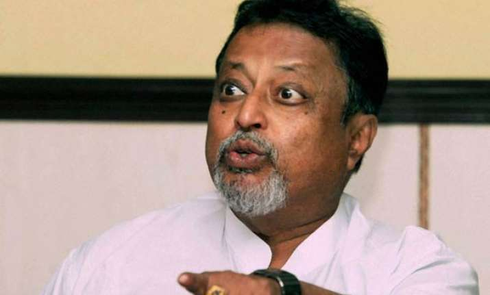it s official mukul roy no longer no. 2 in tmc