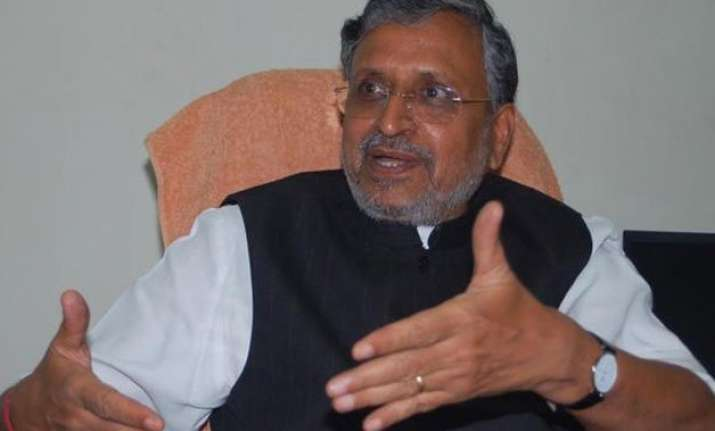 bjp questions nitish s sincerity to promote entrepreneurship