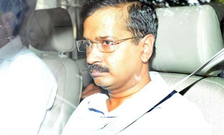contact me before implementing lg s order kejriwal tells