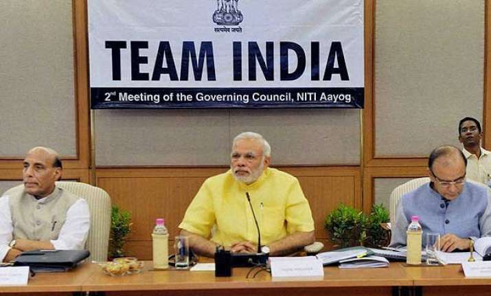 pm in favour of considering states concern on land bill